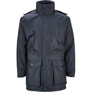 Arco Essentials Shetland Navy Waterproof Jacket