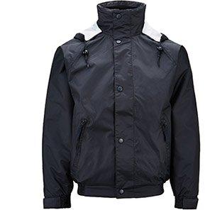 Arco Essentials Brooklyn Navy Waterproof Jacket