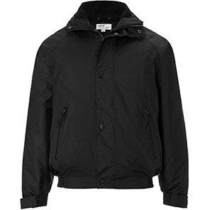 Arco Essentials Brooklyn Black Waterproof Jacket