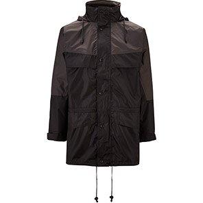 Arco Essentials Black/Grey 3-in-1 Jacket
