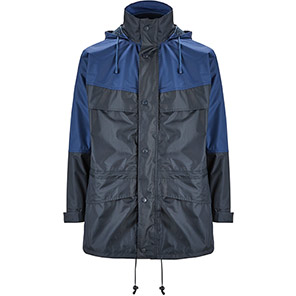 Arco Essentials Navy/Royal Blue 3-in-1 Jacket