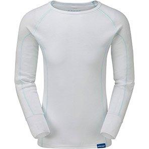 PULSAR Blizzard BZ1501 Men's White Long-Sleeve Thermal Vest