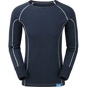 PULSAR Blizzard BZ1501 Men's Navy Long-Sleeve Thermal Vest