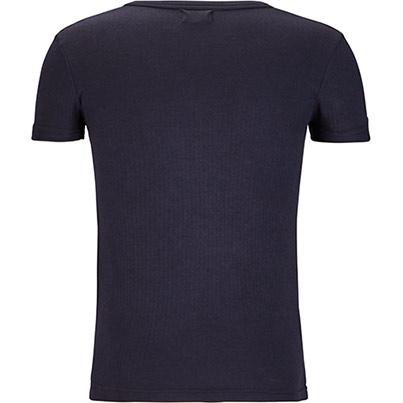 Arco Essentials Thermal Short Sleeved Vest Navy