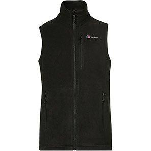 Berghaus Prism Black Polartec Fleece Body Warmer
