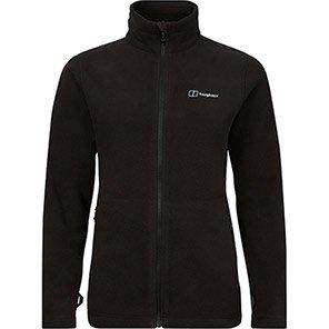 Berghaus InterActive Prism Women's Black Fleece Jacket