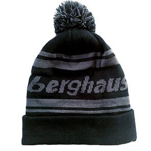 Berghaus Berg Dark Grey/Black Bobble Hat