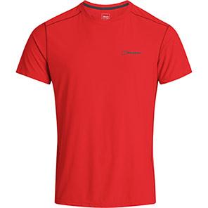 Berghaus 24/7 Tech Red T-Shirt