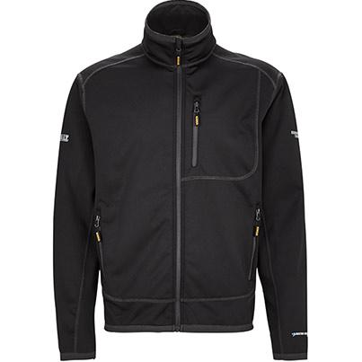 DeWalt Barton Softshell Jacket Black M