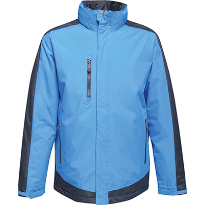 Contrast Insulated Jkt Royal/Navy