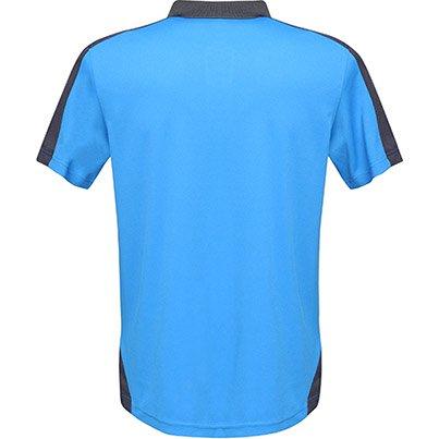 Contrast Polo Shirt Royal/Navy