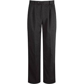 Alsico Alsicare Men's Black Flexi-Stretch Trousers