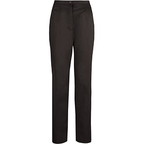 Alsico Alsicare Women's Black Flexi-Stretch Trousers