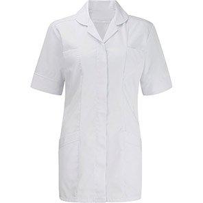 Alsico Alsicare Advantage Women's White Tunic