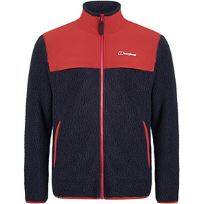 Berghaus Syker Jacket Primary Base Colour Dusk Secondary Base Colour Red