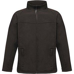 Regatta Uproar Men's Black Softshell Jacket