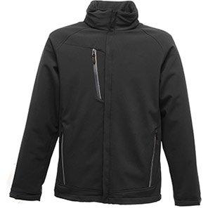 Regatta TRA670 Apex Soft-Shell Jacket Black
