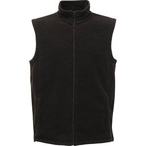 Regatta Men's Black Micro Fleece Body Warmer