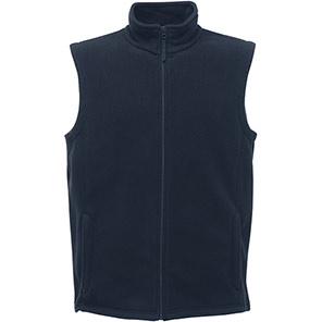 Regatta Men's Navy Micro Fleece Body Warmer