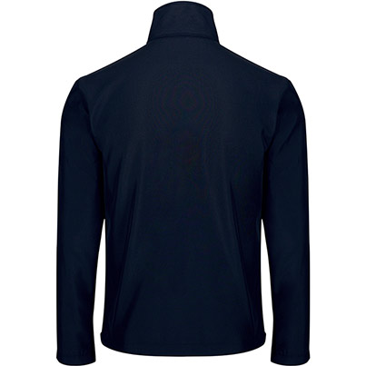 Regatta TRA600 Honestly Made Recycled Softshell Jacket Primary Base Colour Navy Secondary Base Colour N/A