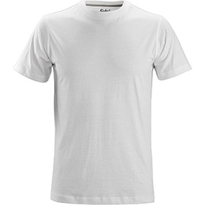 Snickers 2502 Classic White T-Shirt