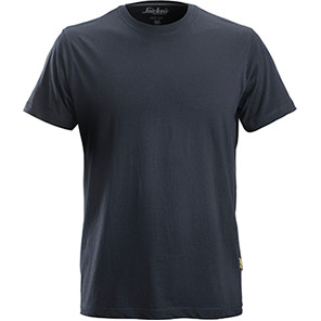Snickers 2502 Classic Navy T-Shirt