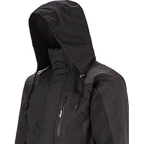 Trojan Navigator Jacket Black/Grey