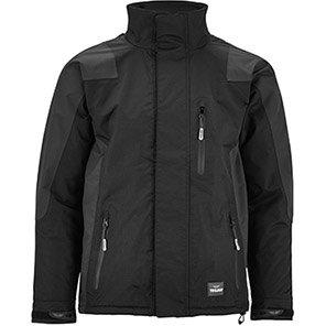 TROJAN Navigator Black/Grey Waterproof Jacket