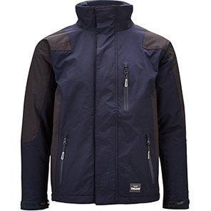 TROJAN Navigator Navy/Grey Waterproof Jacket