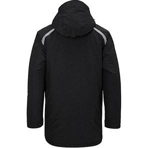 Trojan Executive Parka Jacket Grey