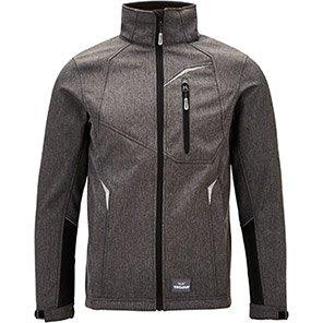 TROJAN Executive Grey Softshell Jacket