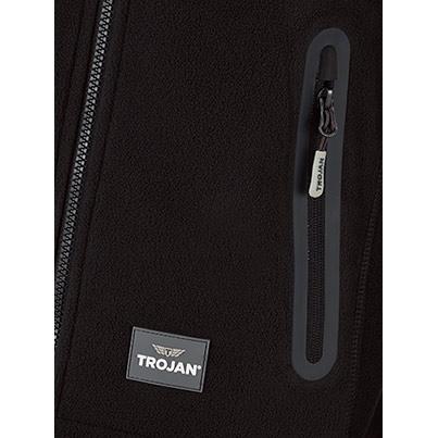 Trojan® Interactive Micro Fleece Black