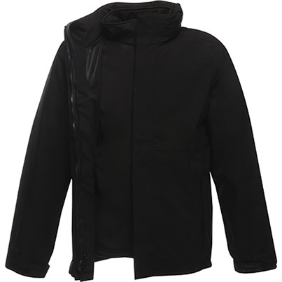 Regatta Kingslee 3-in-1 Jacket Black