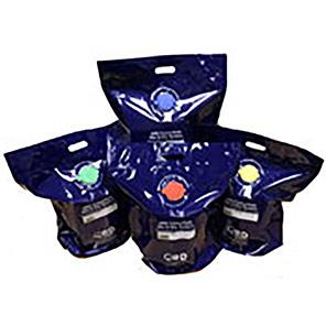 Blue ColourSafe QRD Elite Wet & Dry Wipes