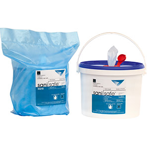 Sanisafe Surface Wipes