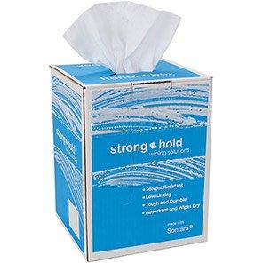 Harrison Wipes Mini Sontara Wiping Cloths in a Box