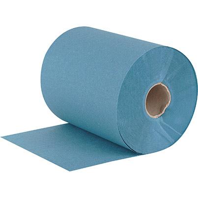 6Roll ARCO PaperTowel 1Ply Blue20cmx150m