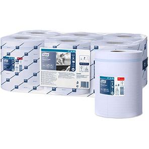 Tork Reflex Advanced Centrefeed Blue Rolls (Box of 6)