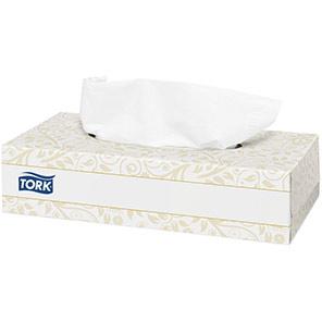 Tork Premium Extra-Soft White Tissues Pack (Case of 30)