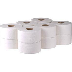 Mini Jumbo Toilet Tissue 1x12
