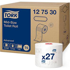 Tork Mid Sized T Roll 27x100m 127530