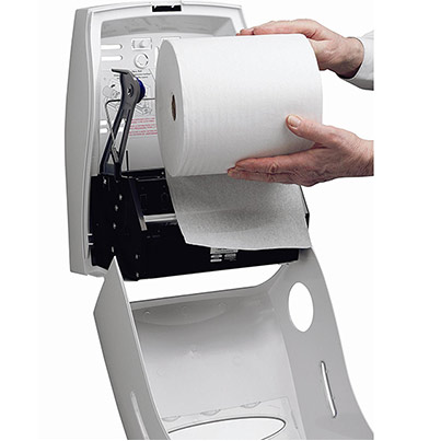 Aquarius Elect Rolled H/Towel Dispr 9960
