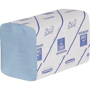 SCOTT XTRA Hand Towels 15x240 Blue