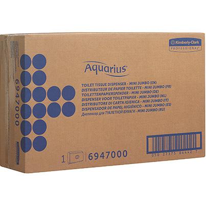 AQUARIUS Twin Mini Jumbo Disp 6947