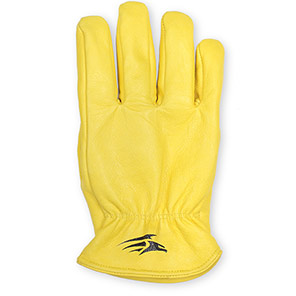 Perf G1 Gold Lined Leather Driver's Gloves