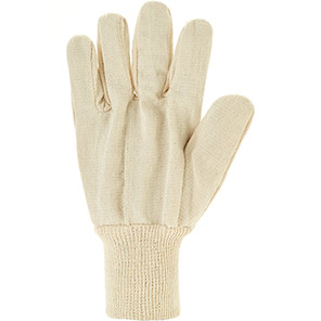 Arco Cotton Drill Reversible Gloves (Pack of 12 Pairs)