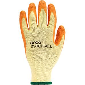 Arco Essentials Latex-Coated Gloves