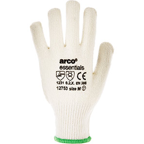 Arco Lightweight Dotted Thermal Grip Gloves