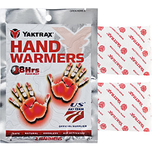 Yaktrax Hand Warmers (Pack of Two)