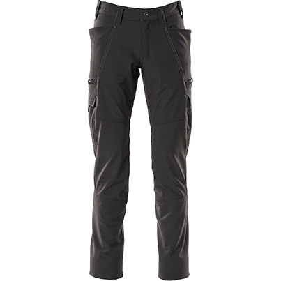 Mascot Accelerate 18279-511 Trousers Primary Base Colour Black Secondary Base Colour N/A
